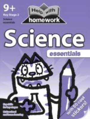 Help with Homework Workbook 9+ Science by Nina Filipek, Kay Massey