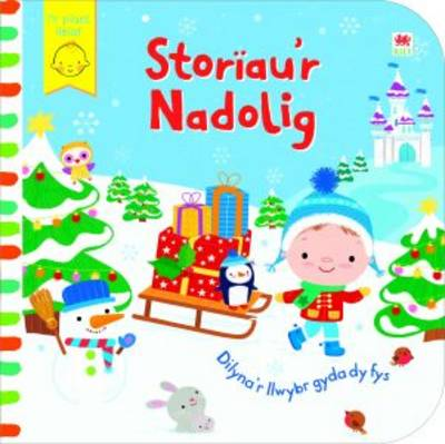 Storau'r Nadolig by Campbell Books