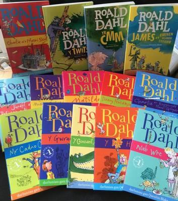 Casgliad Mawr by Roald Dahl