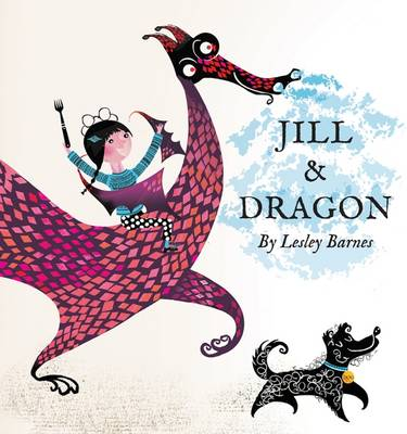 Jill and Dragon by