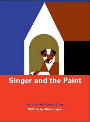 Singer and the Paint by Mira Shapur