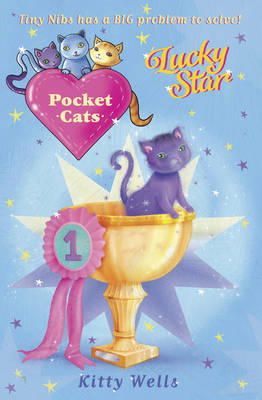 Pocket Cats Lucky Star by Kitty Wells