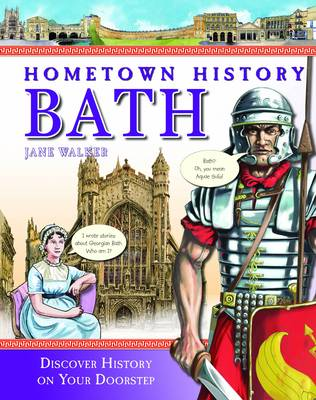 Hometown History Bath by Jane Walker