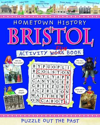 Bristol Activity Book by Kath Jewitt