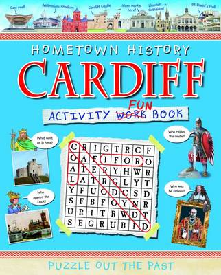 Cardiff Activity Book by Kath Jewitt