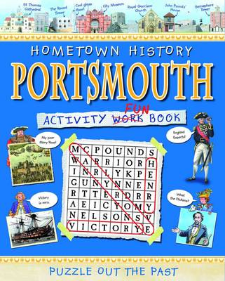 Portsmouth Activity Book by Kath Jewitt