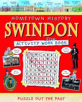 Swindon Activity Book by Kath Jewitt