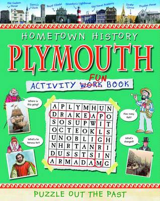 Plymouth Activity Book by Kath Jewitt