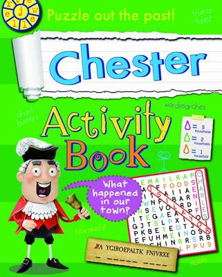 Chester Activity Book by Kath Jewitt