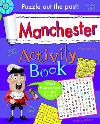 Manchester Activity Book by