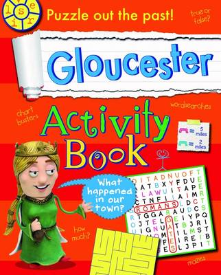 Gloucester Activity Book by