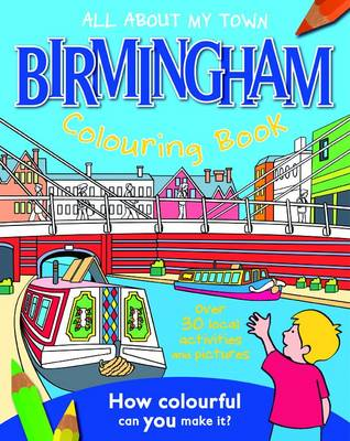 Birmingham Colouring Book by