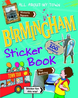 Birmingham Sticker Book by