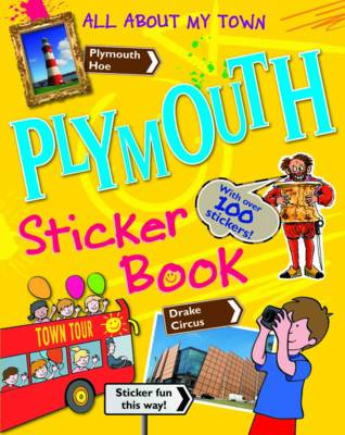 Plymouth Sticker Book by