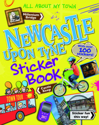 Newcastle Sticker Book by