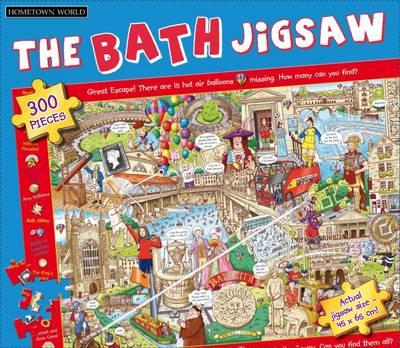 The Bath Jigsaw by