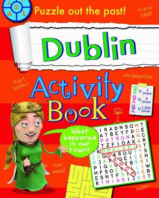 Dublin Activity Book by