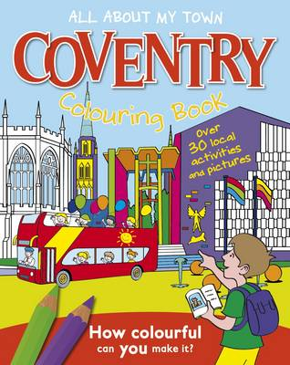 Coventry Colouring Book by