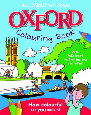 Oxford Colouring Book by