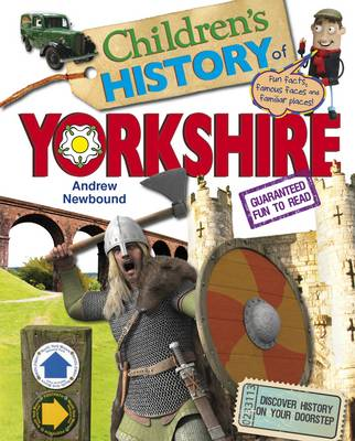 Children's History of Yorkshire by