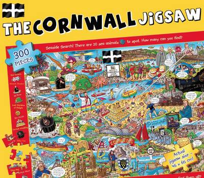 Cornwall Jigsaw by