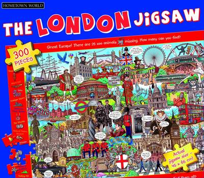 London Jigsaw by