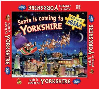 Yorkshire Santa Jigsaw by