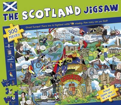 Scotland Jigsaw by