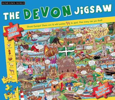 Devon Jigsaw by