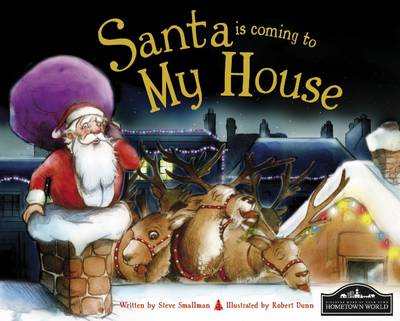 Santa is Coming to My House by