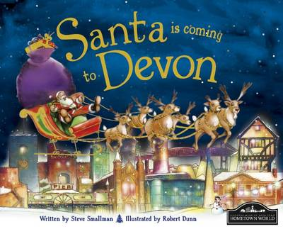 Santa is Coming to Devon by Steve Smallman