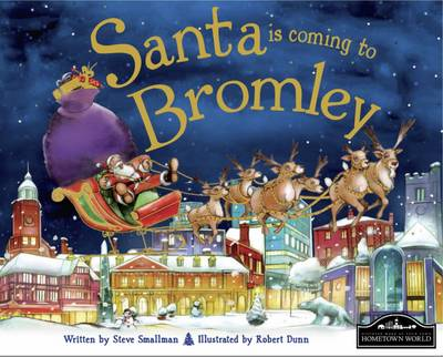 Santa is Coming to Bromley by
