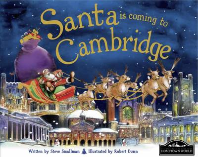 Santa is Coming to Cambridge by