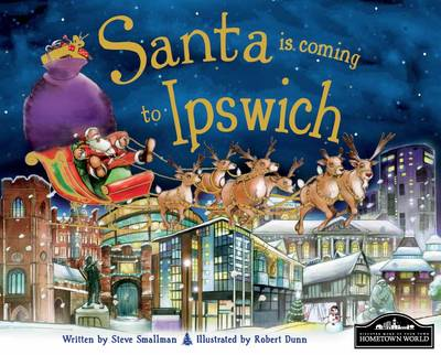 Santa is Coming to Ipswich by