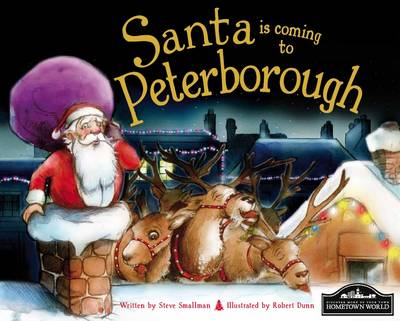 Santa is Coming to Peterborough by