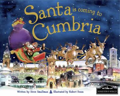 Santa is Coming to Cumbria by