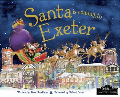 Santa is Coming to Exeter by