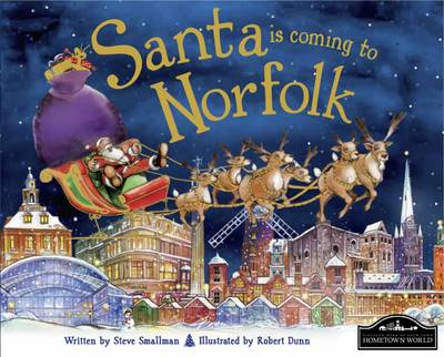 Santa is Coming to Norfolk by