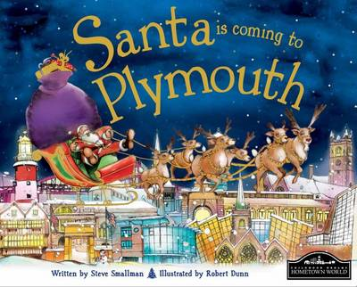 Santa is Coming to Plymouth by