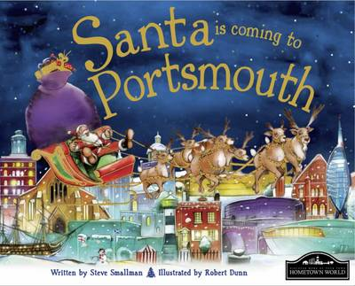 Santa is Coming to Portsmouth by