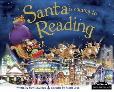 Santa is Coming to Reading by