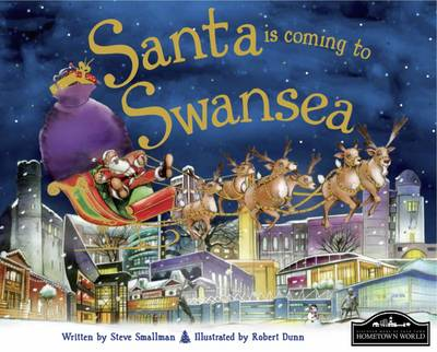 Santa is Coming to Swansea by