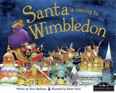 Santa is Coming to Wimbledon by