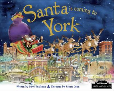 Santa is Coming to York by