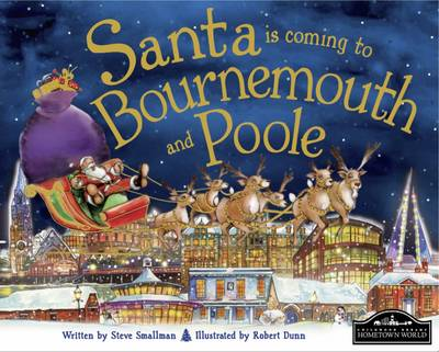 Santa is Coming to Bournemouth and Poole by