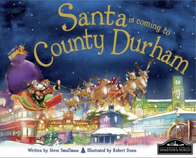 Santa is Coming to County Durham by