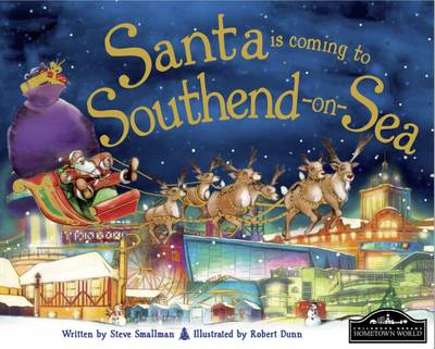 Santa is Coming to Southend on Sea by