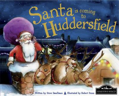 Santa is Coming to Huddersfield by