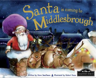 Santa is Coming to Middlesbrough by