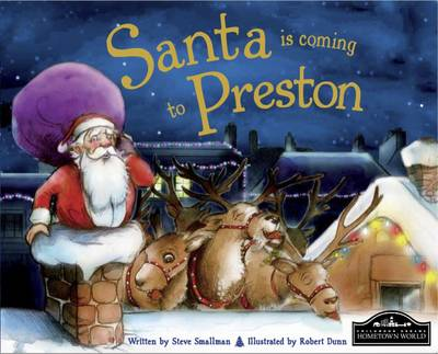 Santa is Coming to Preston by